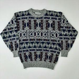 Vintage Method Crewneck Sweater Size:M